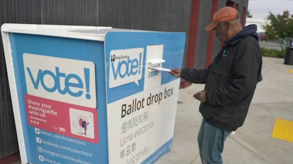 Justin Haskins: Early voting – Is US headed for post-election chaos?