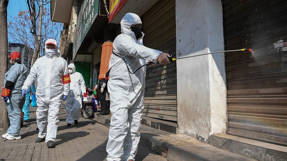 China records deadliest day of coronavirus outbreak