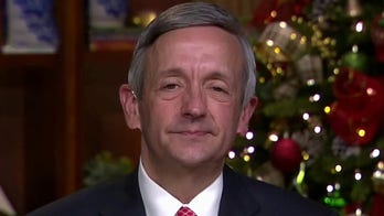 Vaccines are an early Christmas present 'from God': Pastor Jeffress