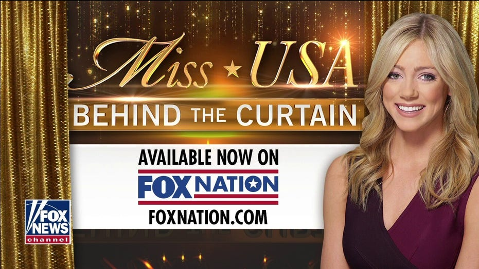 Abby Hornacek goes behind the scenes at the Miss USA pageant