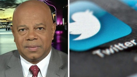 David Webb on Twitter censoring Trump's tweet on mail-in ballots