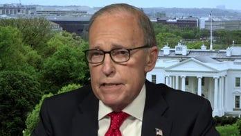 Larry Kudlow on road to economic recovery amid coronavirus pandemic