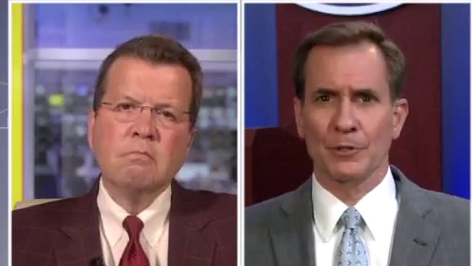 Cavuto presses Pentagon rep on Afghan pull-out amid Taliban concerns: They 'don't want peaceful negotiation'