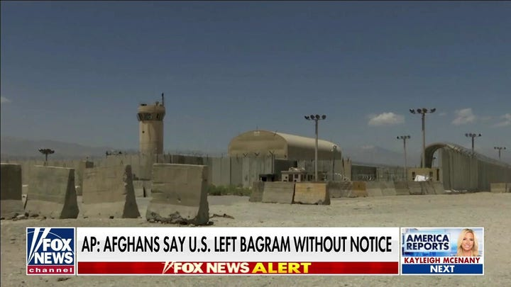 Taliban advance, seize more territory as US troops withdraw from Afghanistan