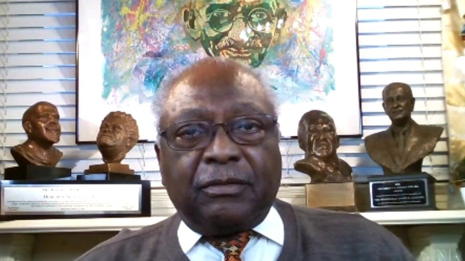 Rep. Clyburn on Trump and Operation Warp Speed: 'I'm glad he got out of the way'