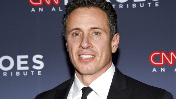 Chris Cuomo accused of sexual harassment by former ABC colleague