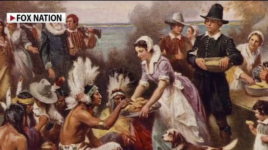 Fox Nation looks at the true story of Thanksgiving