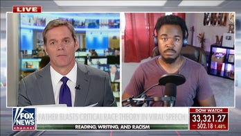 Illinois father slams critical race theory in viral video