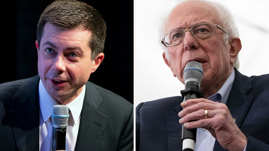 Buttigieg narrowly leads Sanders in Iowa caucuses with 97% of precincts reporting
