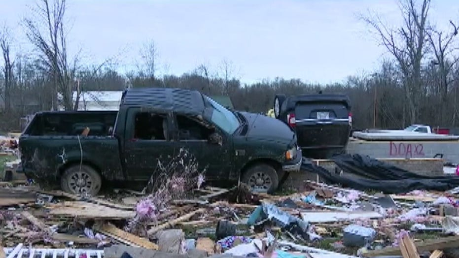 Deadly tornadoes leave at least 24 dead, 22 missing as severe weather strikes Tennessee