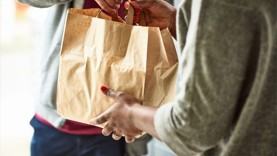 How to get food delivered safely during coronavirus pandemic