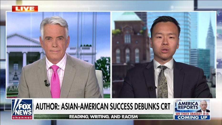 'Inconvenient Minority' author: How are Asian Americans succeeding if US is systemically racist?