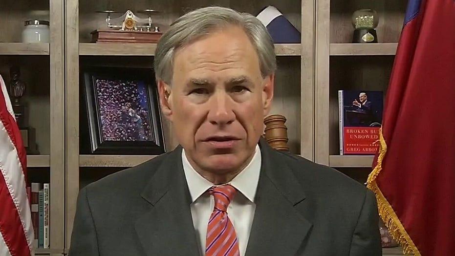 Gov. Abbott: 'We're going to defund' Texas cities that defund police