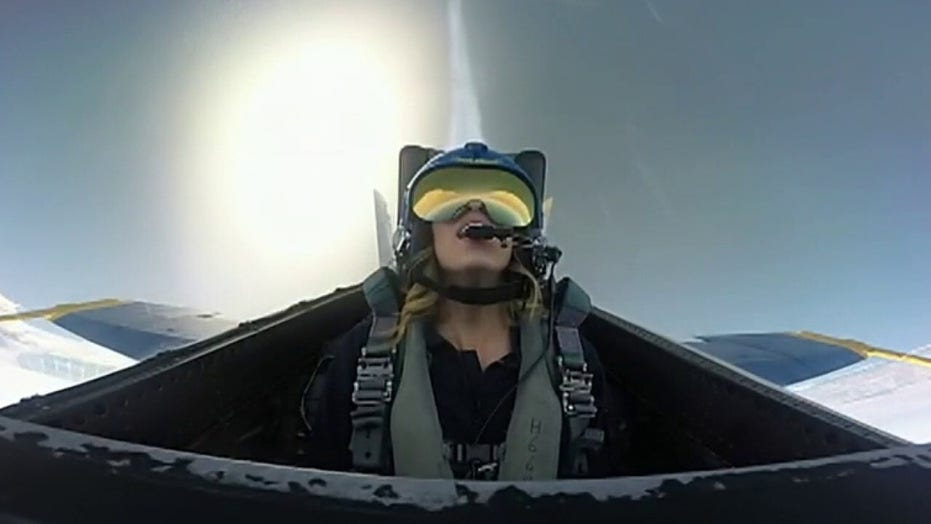 Ever wonder what it's like to be a 'Top Gun' pilot?