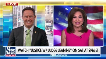 Judge Jeanine blasts liberal Portland leaders: 'No one cares about the cops putting themselves on the line'