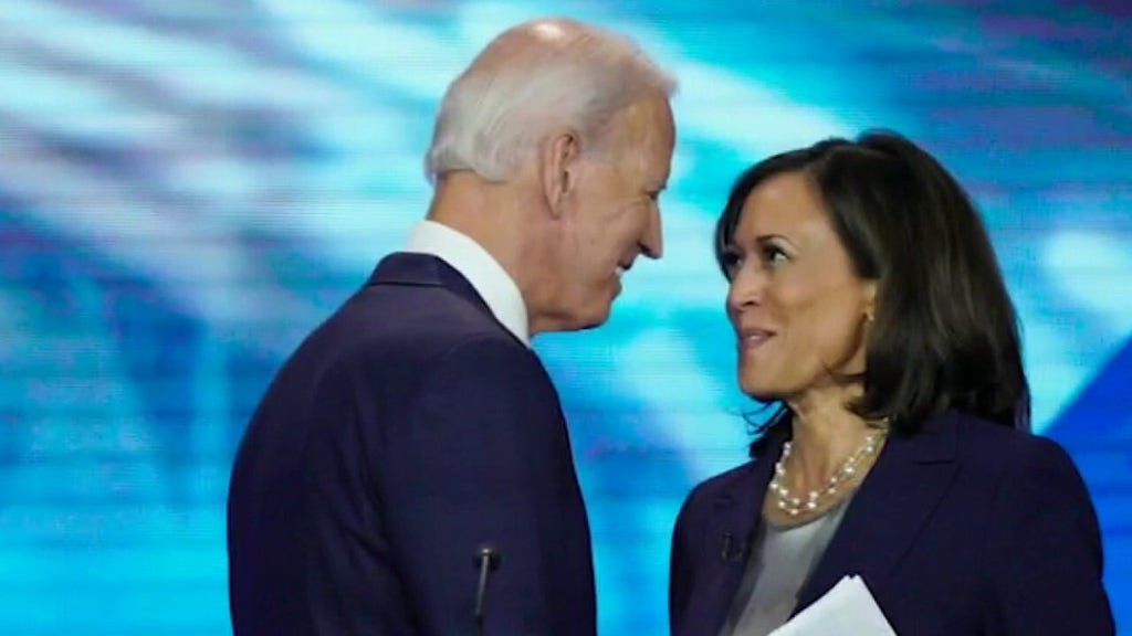 Remember when Kamala Harris said this about Biden's female accusers?
