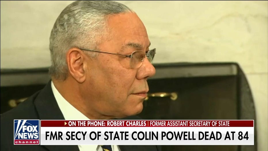 Robert Charles remembers Colin Powell: He personified the best of all of us