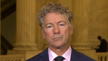 Sen. Rand Paul says Homeland Security panel will refer report on Bidens, Ukraine to DOJ for criminal probe