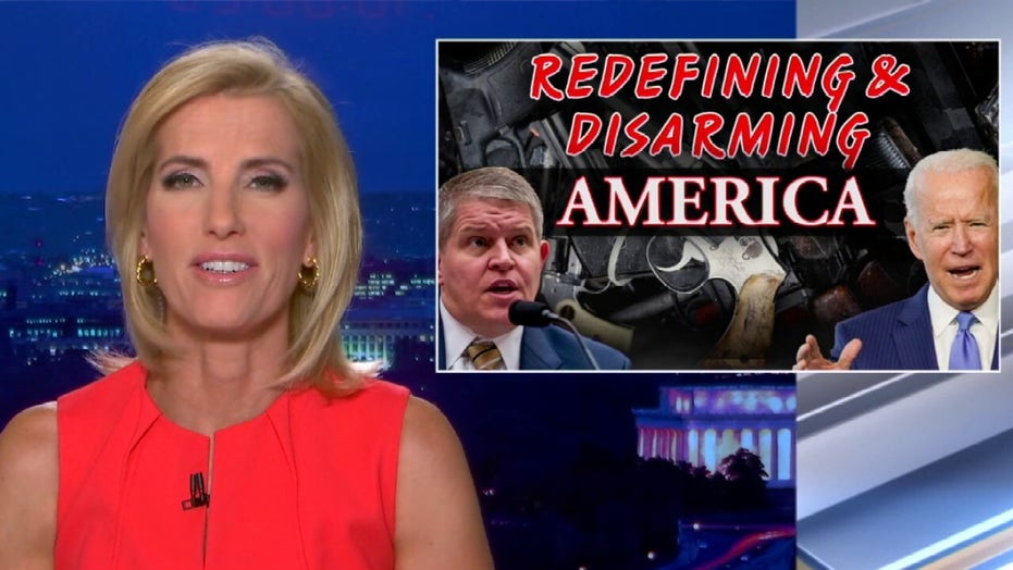 Ingraham: Left's manipulation of US terms and ideals exposed in effort to redefine and disarm America