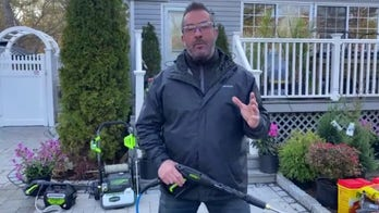 Home contractor Skip Bedell shows you how to pressure wash your house