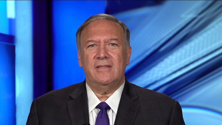 Pompeo hits Biden on China: Weakness creates risk making enemy think 'they can walk all over you'