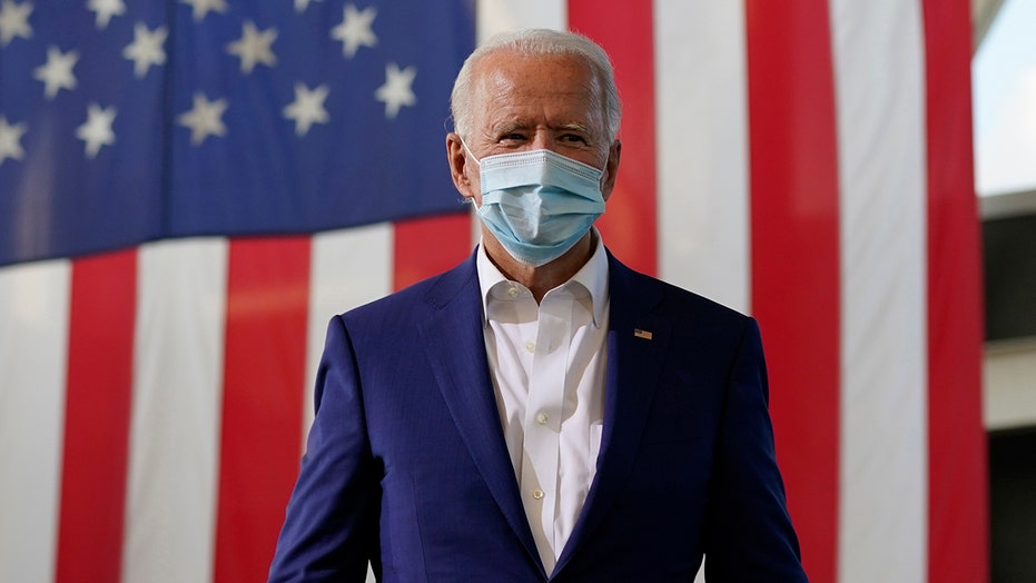 Biden avoids firm stance on vaccine, court-packing