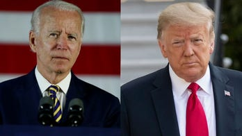 Biden enters final stretch with huge cash advantage over Trump