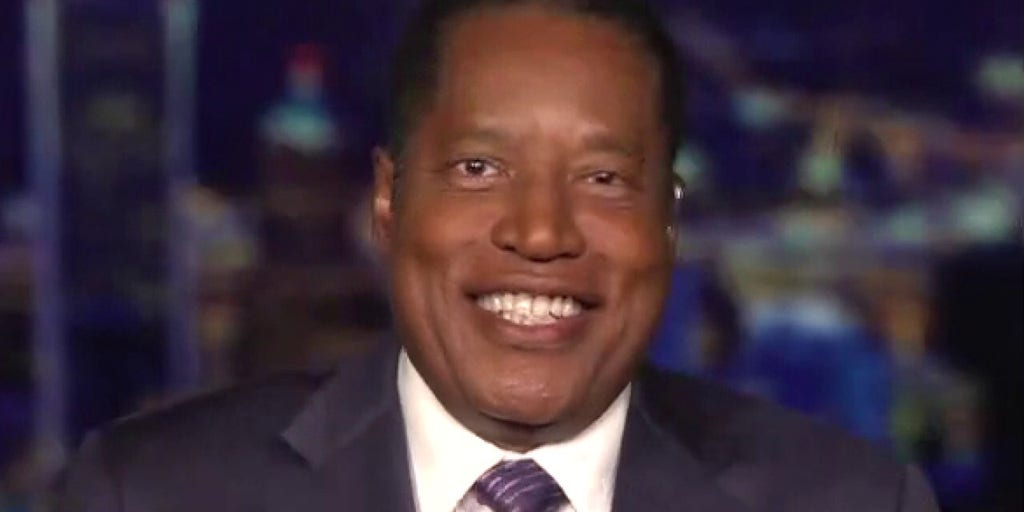 Larry Elder remains hopeful in California: 'The lines are long; that's good news for our side'