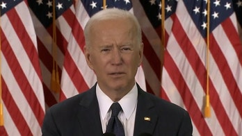 Biden meanders through infrastructure spending pitch
