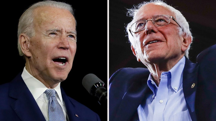 Super Tuesday tees up battle between revolution and establishment in Democrat Party