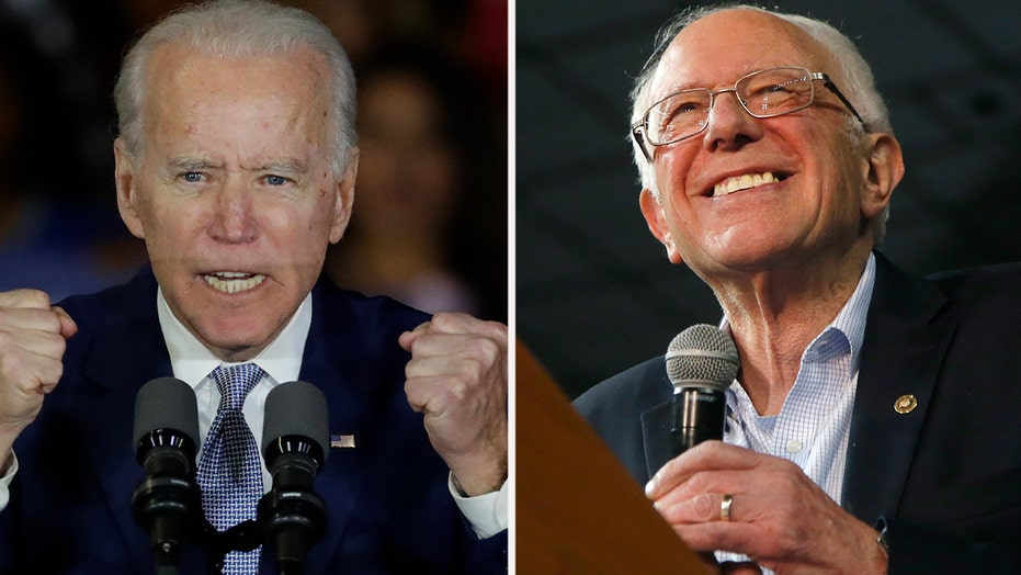 Biden surges to win Super Tuesday, Sanders' socialism takes hit