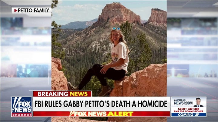 FBI confirms body found in Wyoming is Gabby Petito