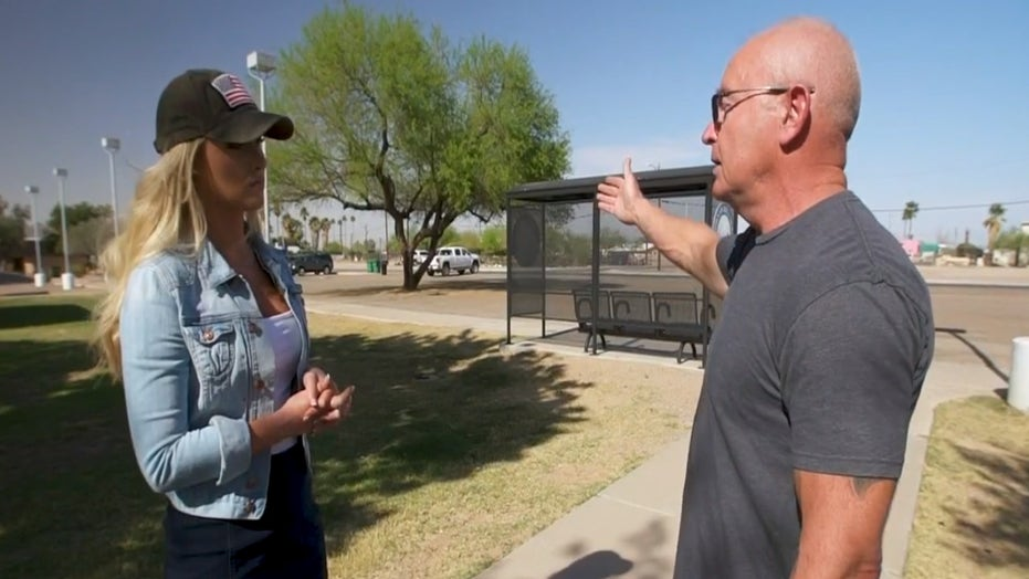 Arizona mayor tells Tomi Lahren he's 'left to deal with the consequences' of Biden's border policies