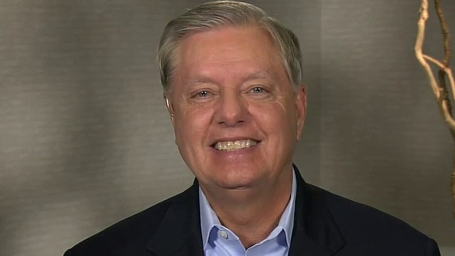 Sen. Lindsey Graham on effort to declassify key FBI memo on Christopher Steele