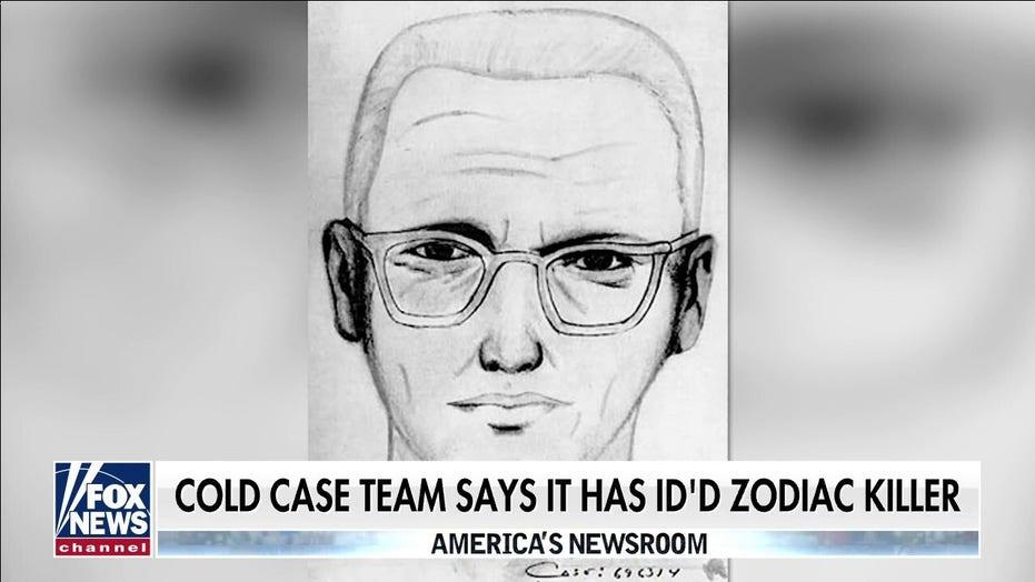 Cold case team says it's ID'd Zodiac Killer