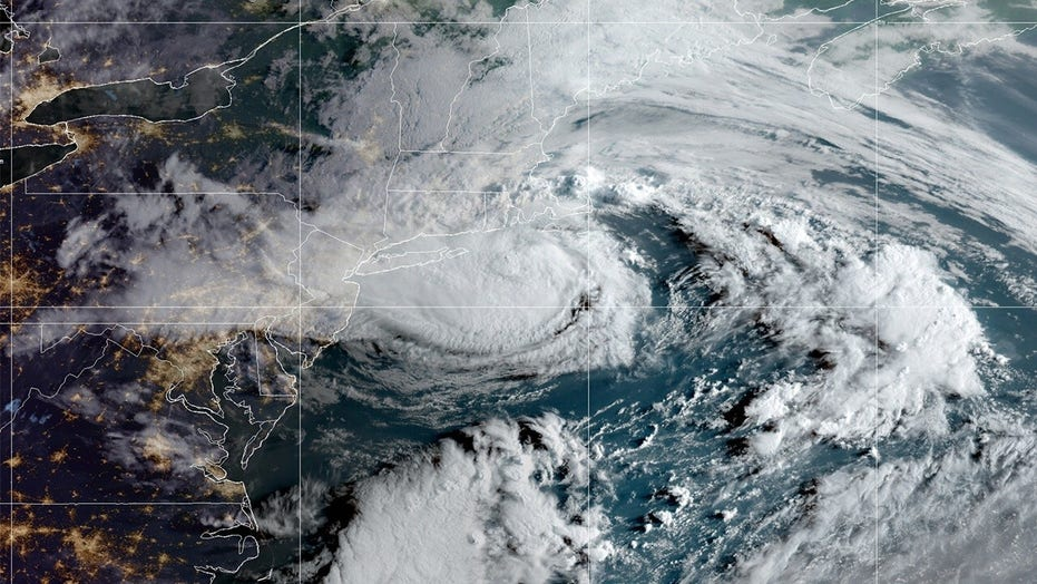 Henri barrels toward Northeast as tropical storm, with 'dangerous' surge on the way