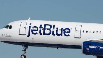 Jetblue passengers prepare for face mask mandate
