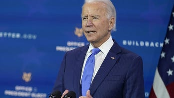 Biden urges taking coronavirus vaccine, wearing masks but says they shouldn't be mandatory