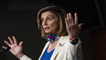 House Democrats tap Pelosi to stand as their candidate for speaker, as floor vote looms