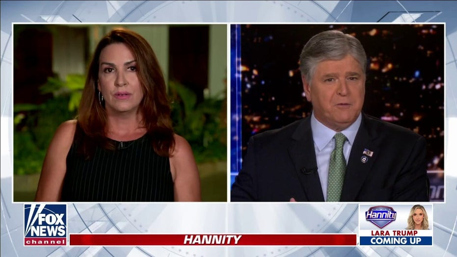'Hannity' exclusive shows Guatemalans want 'trade not aid' as they rebuff Harris visit, Biden policies