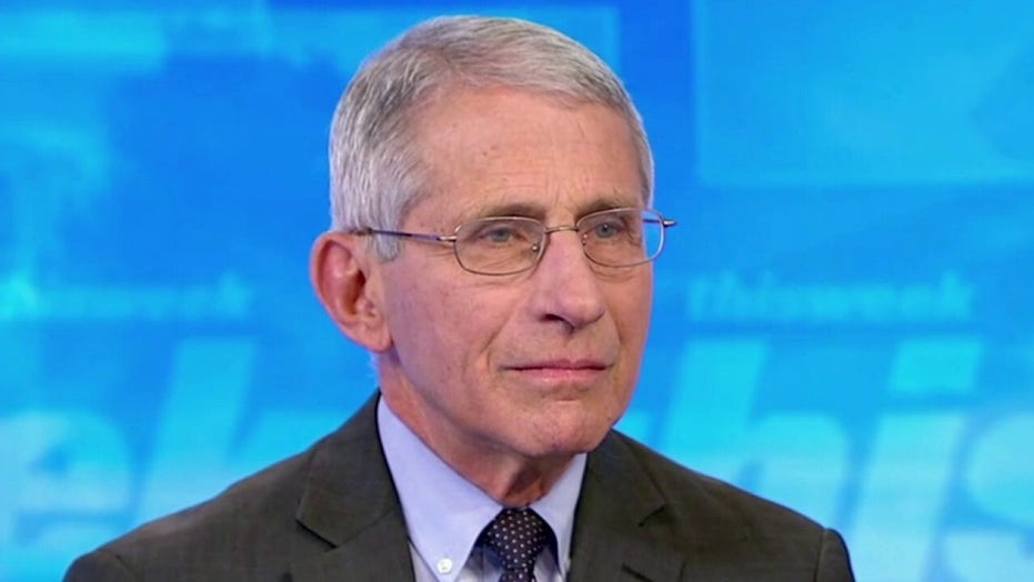 Fauci's mixed messages, inconsistencies about COVID-19 masks, vaccines and reopenings come under scrutiny