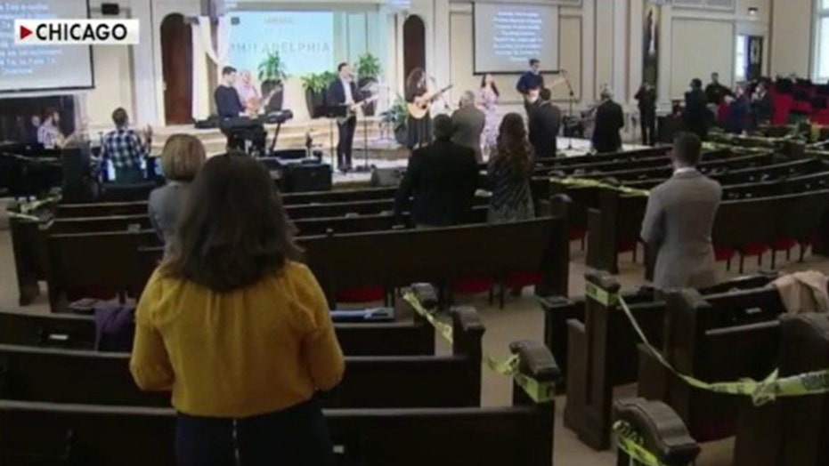 Over 1,000 California pastors vow to hold services as Chicago fines churches in violation of lockdown orders