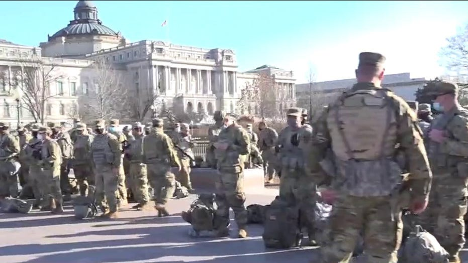 Feds warn violent extremism likely to surge in 2021 as Capitol, statehouses are fortified for inauguration