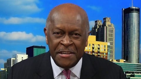 Herman Cain reacts to 'stunning' May jobs report