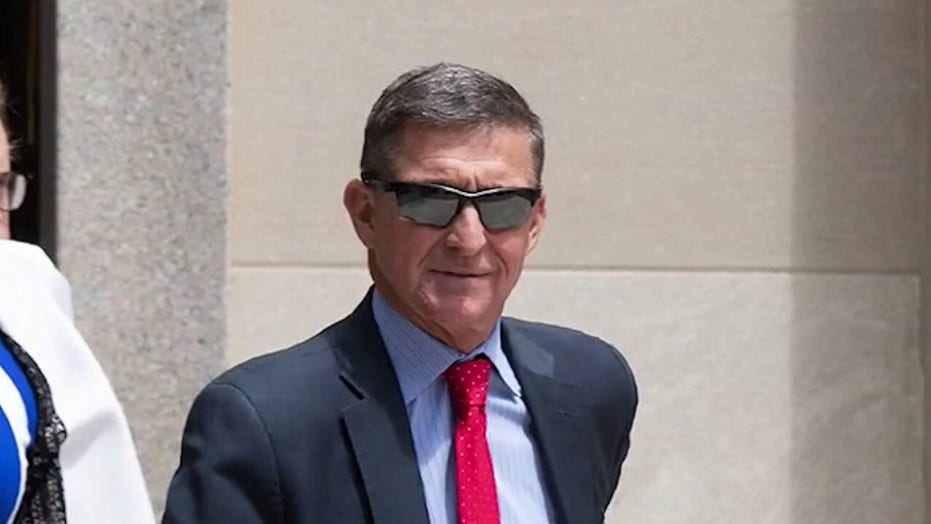 Court denies Justice Department effort to end Michael Flynn case