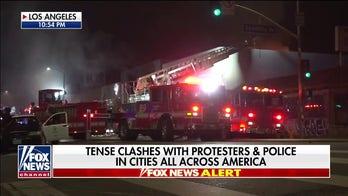 California Gov. Gavin Newsom declares state of emergency for Los Angeles County