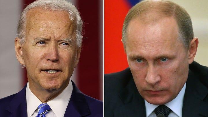 Putin will continue bullying if Biden doesn't push back at summit: McFarland