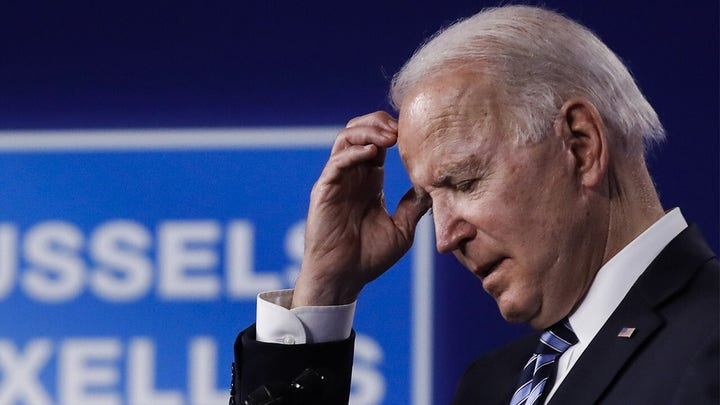 Biden's approval ratings drop after Afghanistan withdrawal