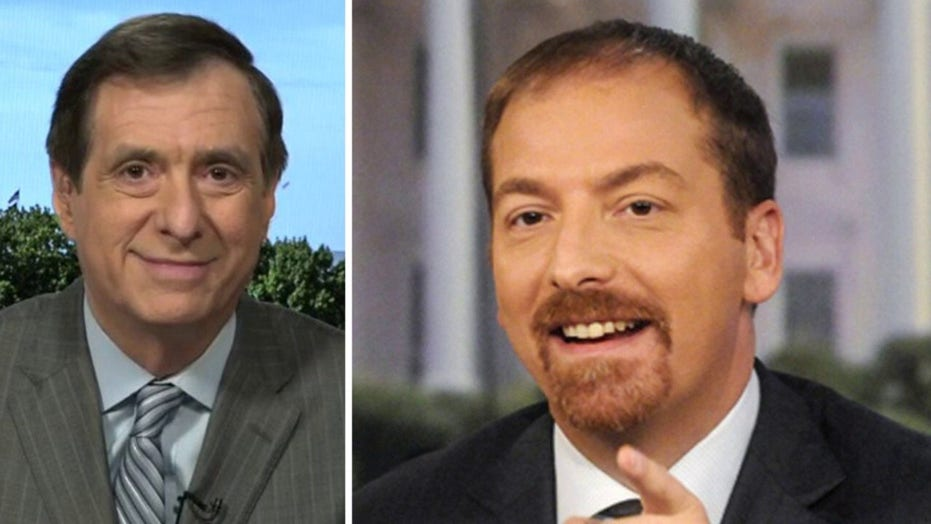 Howard Kurtz reacts to Chuck Todd apology: 'Lame explanation,' suspicious about media mistakes