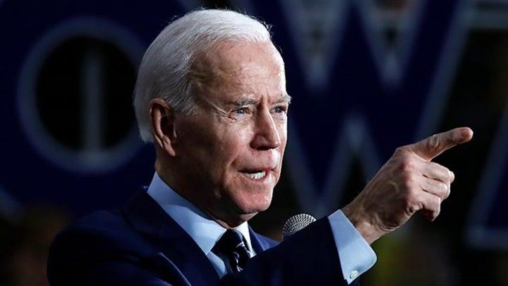 Joe Biden attacks African-American supporters of President Trump